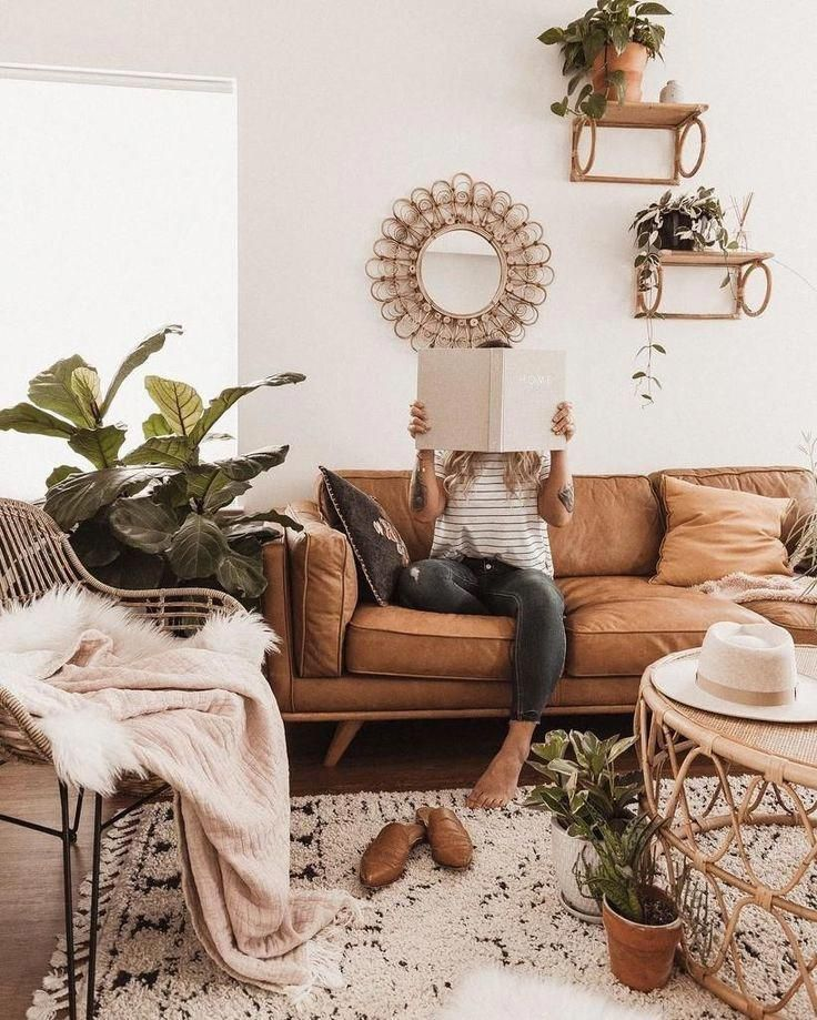 Timber Charme Tan Sofa in 2020 Living room designs