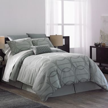 another interesting comforter from JC Penney