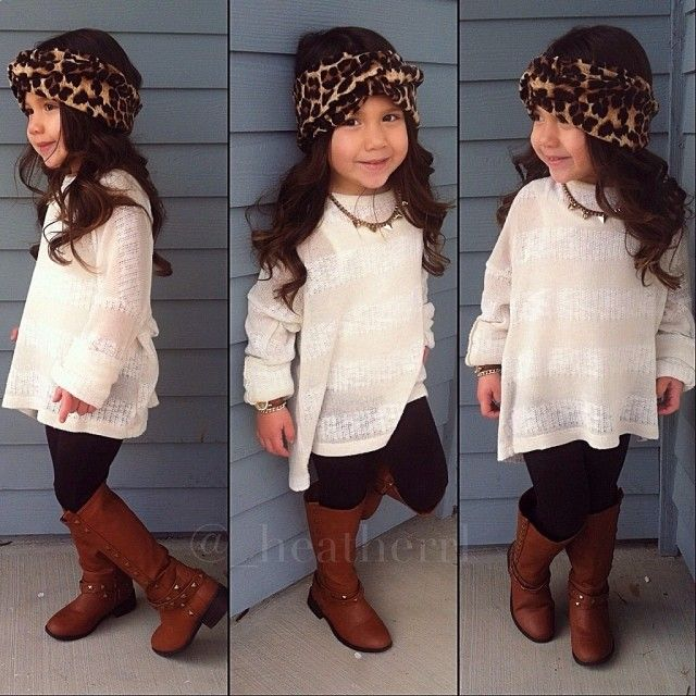 kids fashion outfit girl. The Hair and Headband!!!!!