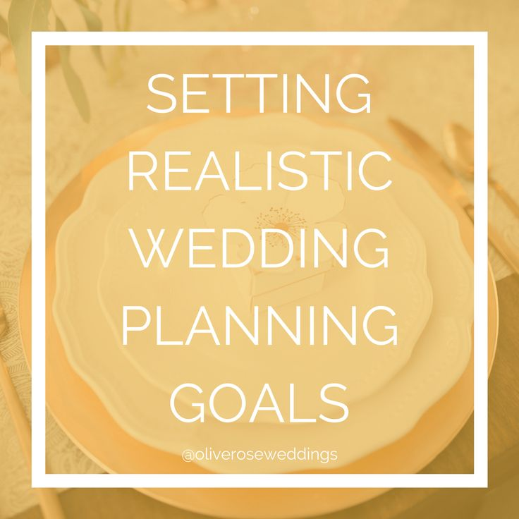 If you fail to plan, you are planning to fail. Quote: Benjamin Franklin Planning a wedding can be absolute chaos if not properly organised and planned out! UTTER CHOAS! By setting yourself goals throughout the planning process this will ease the stressing and hair pulling so that you may actually enjoy the wedding planning process. …