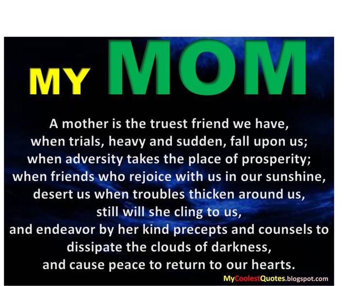 The 25 Best Mother Dearest Ideas On Pinterest: 25+ Best Best Mom Quotes Ideas On Pinterest