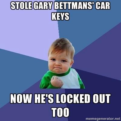 Bettman Locked Out #NHL