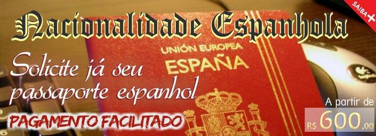 Nacionalidade Espanhola