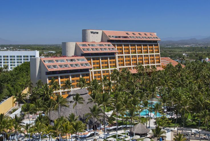The Westin Resort & Spa, Puerto Vallarta - Exterior