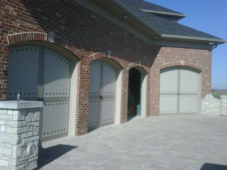 1000 images about garage doors what we do on for Beautiful garage doors