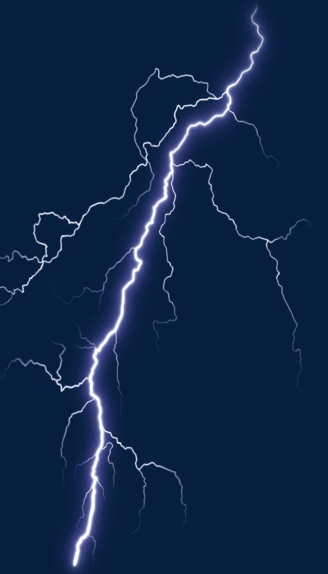 Vivid Lightning Thunder, Lightning Clipart, Lightning