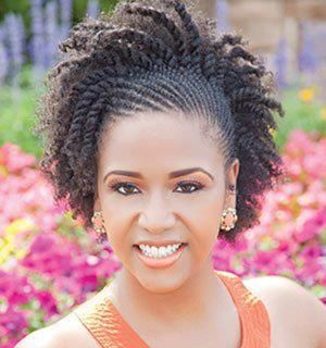 Terrific 1000 Images About Natural Hairstyles On Pinterest Black Women Short Hairstyles For Black Women Fulllsitofus