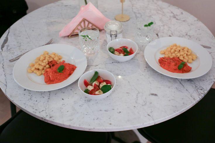 HALLOUMISTROGANOFF RECEPT (KORVSTROGANOFF MED HALLOUMI) by Alexandra Bring  #Halloumistroganoff, #KorvstroganoffMedHalloumi, #KorvstroganoffUtanKorv, #Other, #Recipes, #VegetariskKorvstroganoff, #VegetarisktRecept