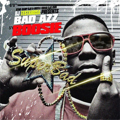 Boosie Bad Azz | Lil Boosie - Bad Azz Boosie By DJ Testarosa Mixtape Download