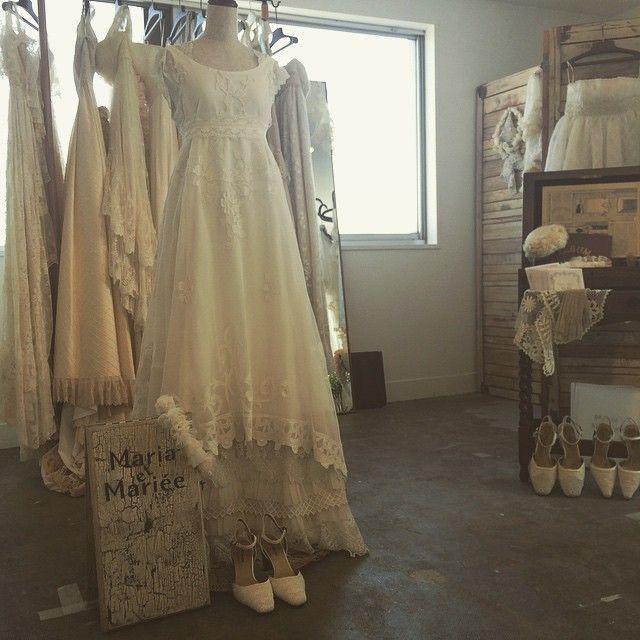 本日はホテルクラスカで皆様のお越しをお待ちしております☆  #weddingland8 #claska #ウエディング #wedding  #mariaetmariee  #マリアエマリエ #アンティークドレス