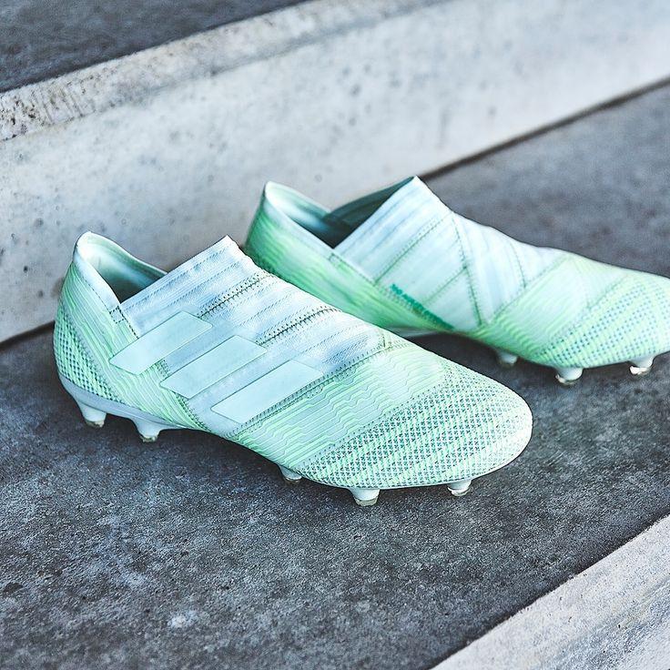 adidas Nemeziz 17+ SG – Vert Aero Vert   Chaussures de