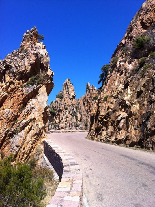 Piana, Corse, France