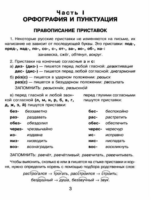 ПРАВИЛА РУССКОГО ЯЗЫКА - ГРАММАТИКА - Bing Immagini