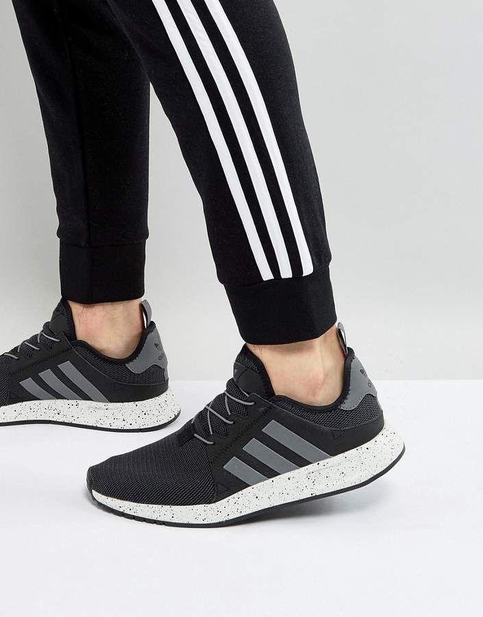 Adidas Originals X_plr Trainers In Black By9254 #asos