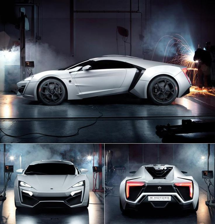 W Motors: Lykan Hypersport