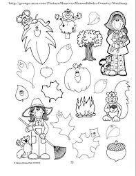 Resultado de imagen de dibujos para colorear puntos para unir otoño