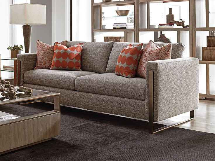 Shadow Play Nob Hill Sofa | Lexington Home Brands Furniture #Casual  #Contemporary