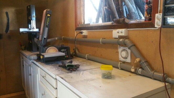 Støvsuger system