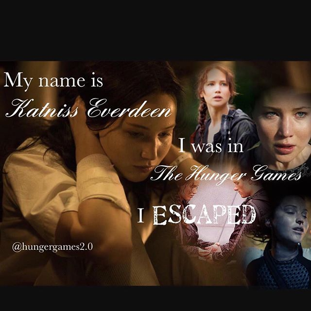My name is Katniss Everdeen I was in the hunger games I escaped hope you guys had a good day  what do you think of my edit?  Question: doe you have a Christmas tree  in your living room? Of course I got one