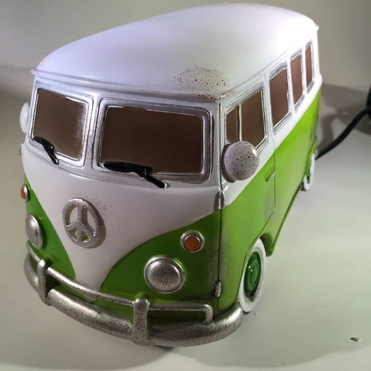 Amazing Clayre u Eef Surfbus groen lamp http versierendoejezo nl
