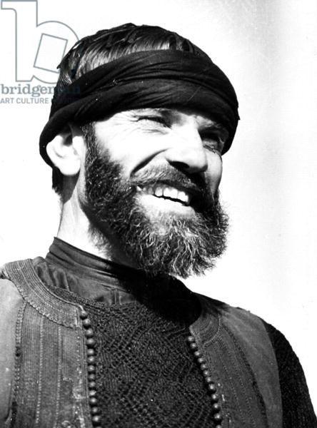 Man from Sfakia, Crete, 1939  by Nelly (Sougioultzoglou-Seraidari Elli), Benaki Museum, Athens