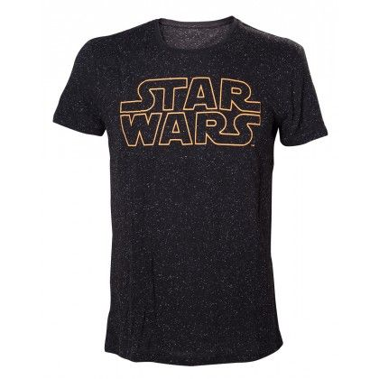 T-SHIRT STAR WARS LOGO INTERGALACTIQUE : Kas Design, Distributeur de Produits Star Wars