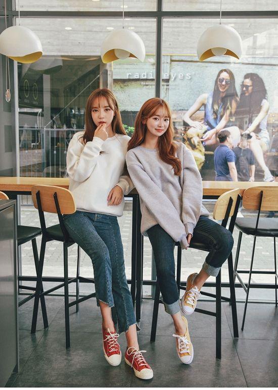 Korean Ulzzang Fashion | Official Korean Fashion