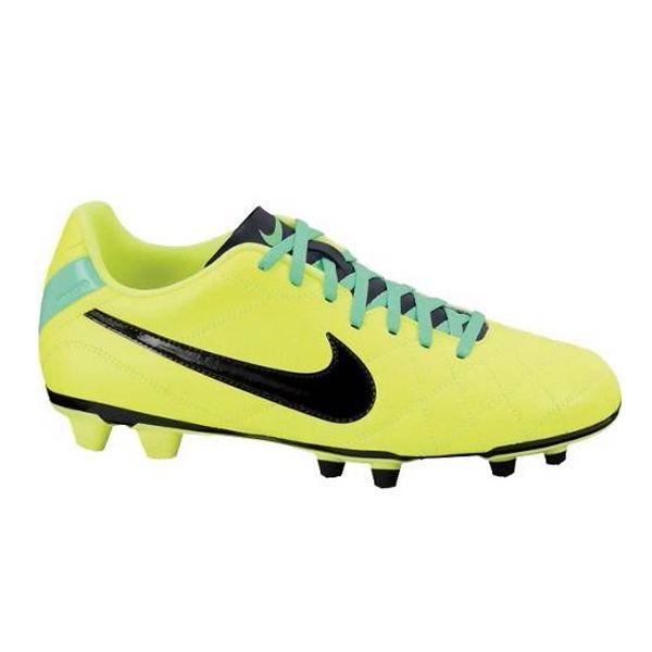 Sepatu bola Nike Tiempo Rio FG 509038-703 sepatu yang sangat nyaman saat digunakan dalam bermain bola. Sepatu dengan diskon 15% dari harga Rp 469.000 menjadi Rp 399.000.