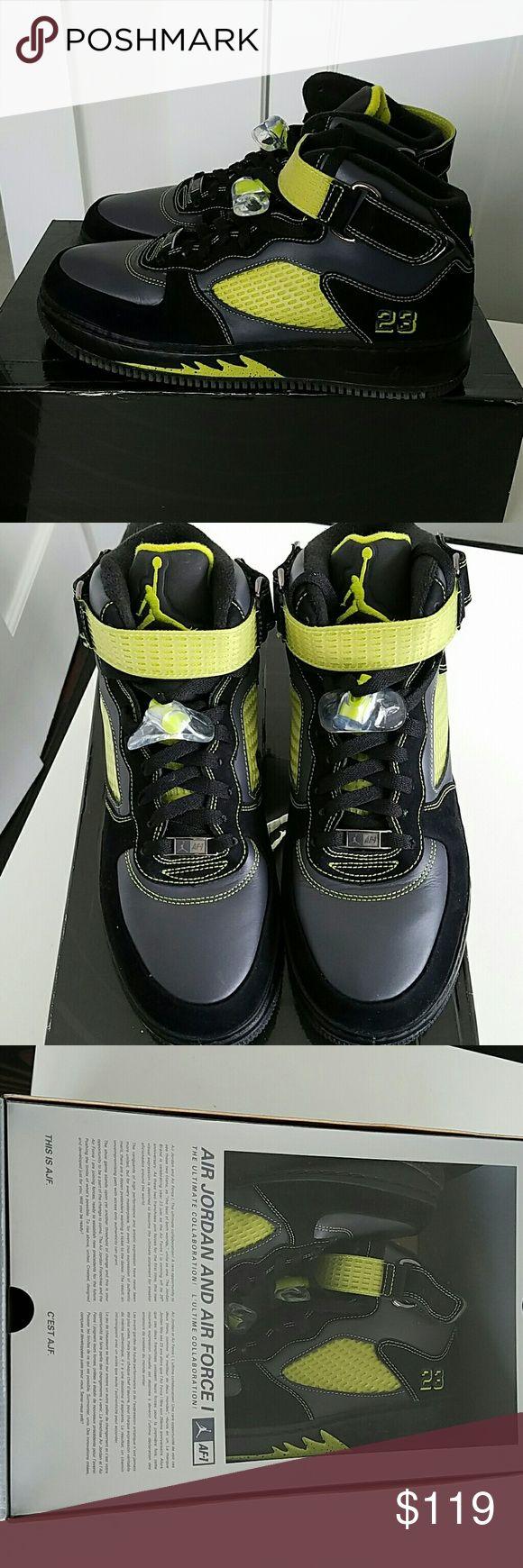 Nike Air Jordans Brand new in box Nike Air Jordan nike air jordan Shoes Sneakers