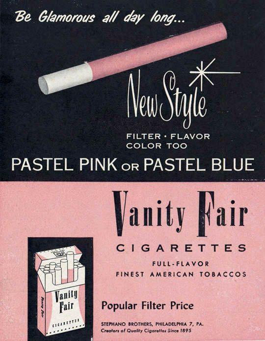 Strawberry Kool cigarettes