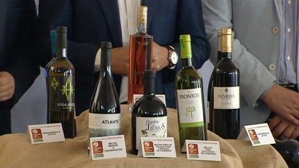 29 vinos han sido premiados en la XVII edición del Concurso Oficial de vinos Agrocanarias 2017