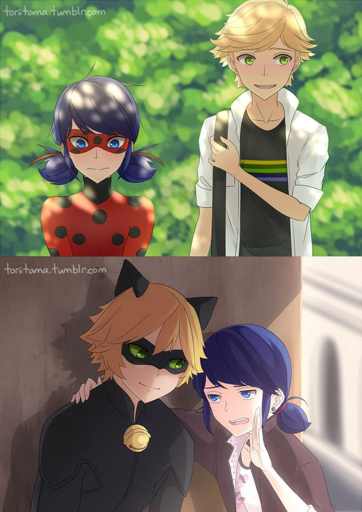 Miraculous Dorks! by toritama on DeviantArt