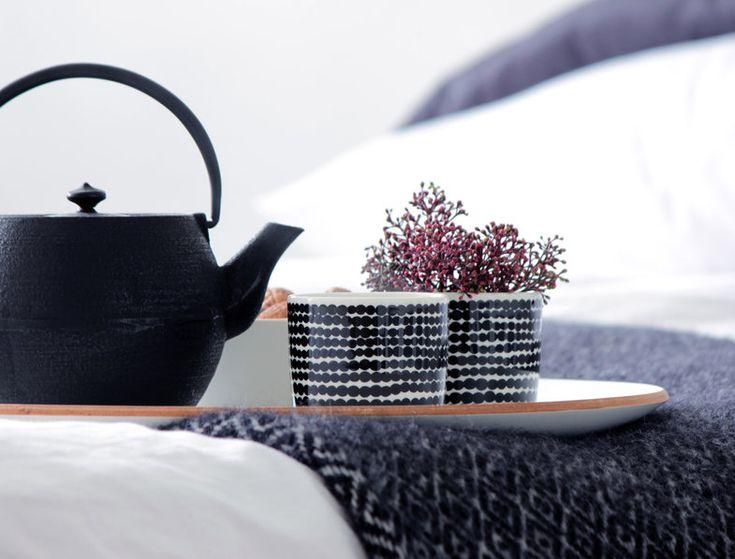 Die schönsten Wohninspirationen für gemütliche Teestunden zu Hause.