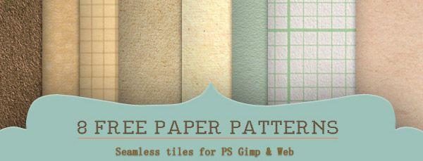 pattern papier.
