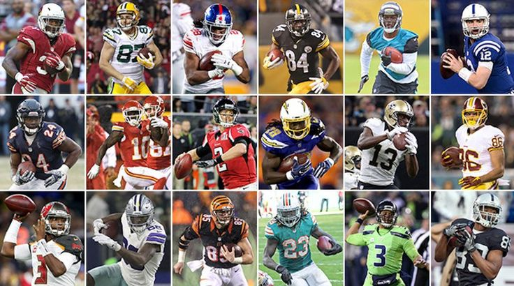 Fantasy Football's Top 100 for 2017