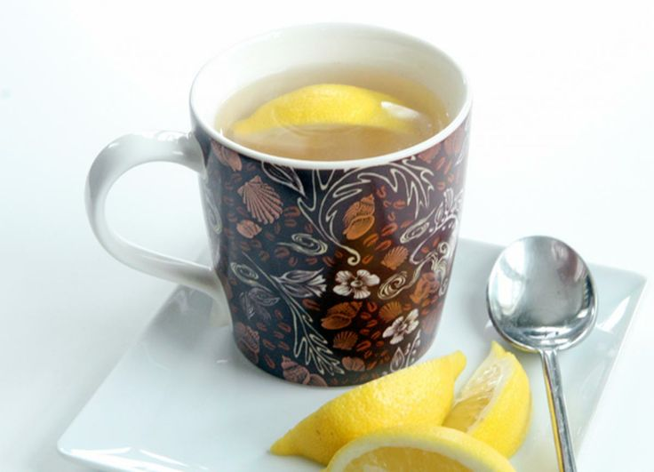 Ginger can be added to boiling water to make ginger tea. Sliced orange or lemon fruit can be added to give a flavor, and it may be consumed hot or cold.