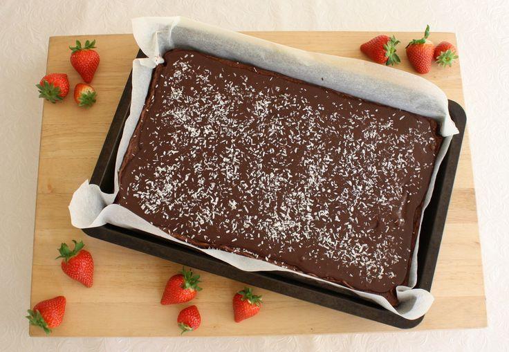 Langpanne Chocolate cake