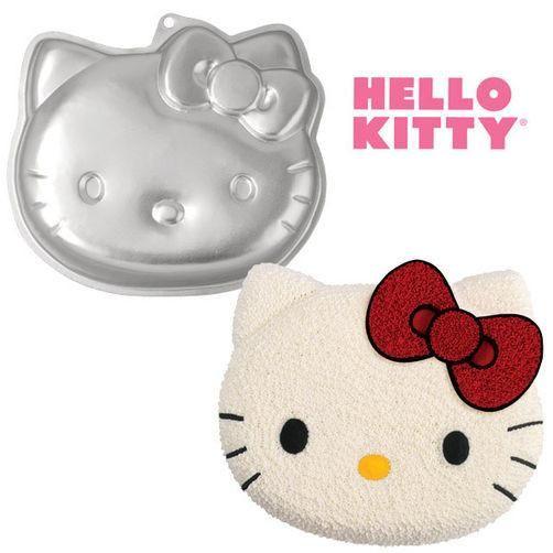 Cool Hello Kitty Wilton Cake In Pan