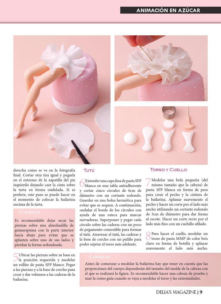 Delia's Magazine nº4  Delia's Magazine es una revista online trimestral de carácter internacional de repostería creativa.