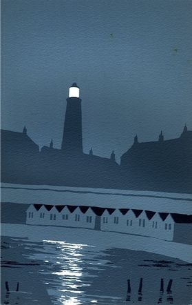 Southwold by Ian Scott Massie SOLD OUT