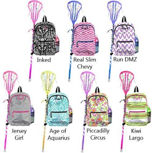 Scout Draw Backpack Color Inked By 44 99 Not Only Is This Bag A Multi Functional Lacrosse And Field Hockey But It S Als