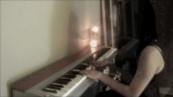 Gothic Piano Improvisation ~ Everlast {Mahafsoun}