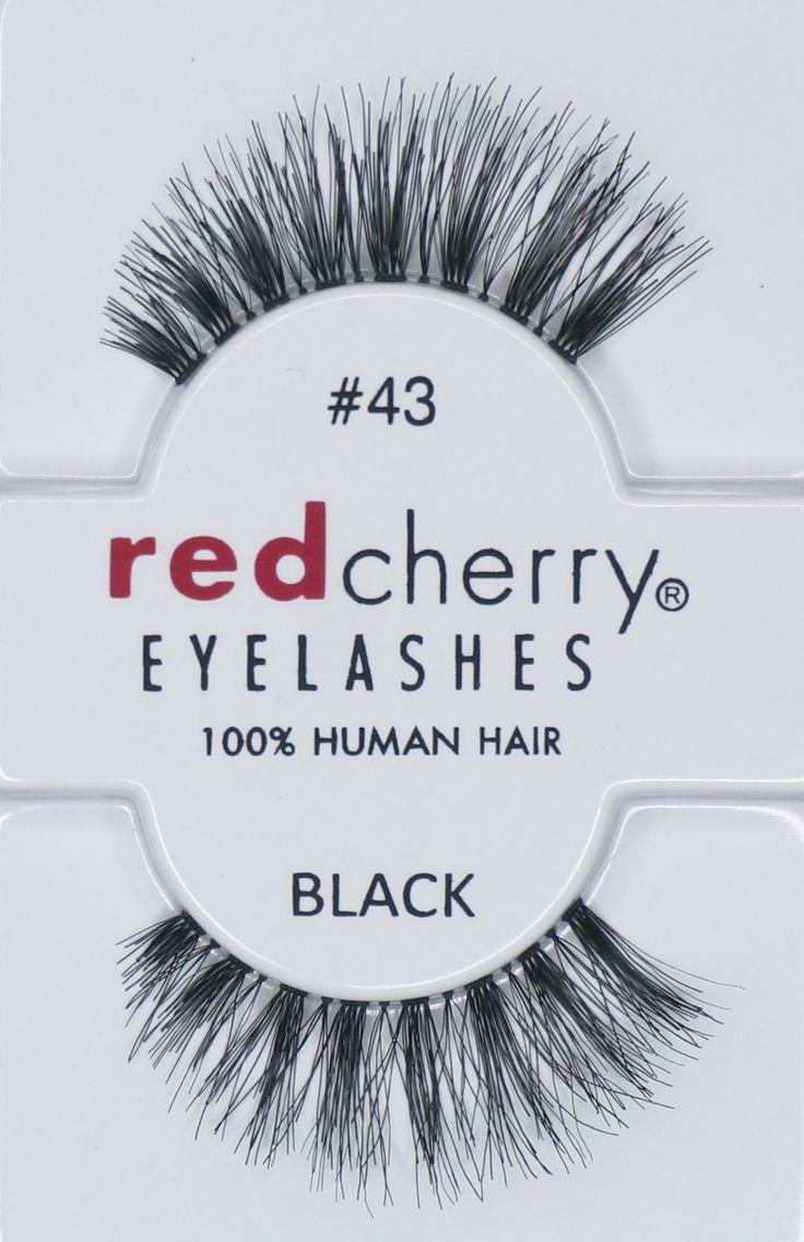 Red Cherry Eyelashes #43
