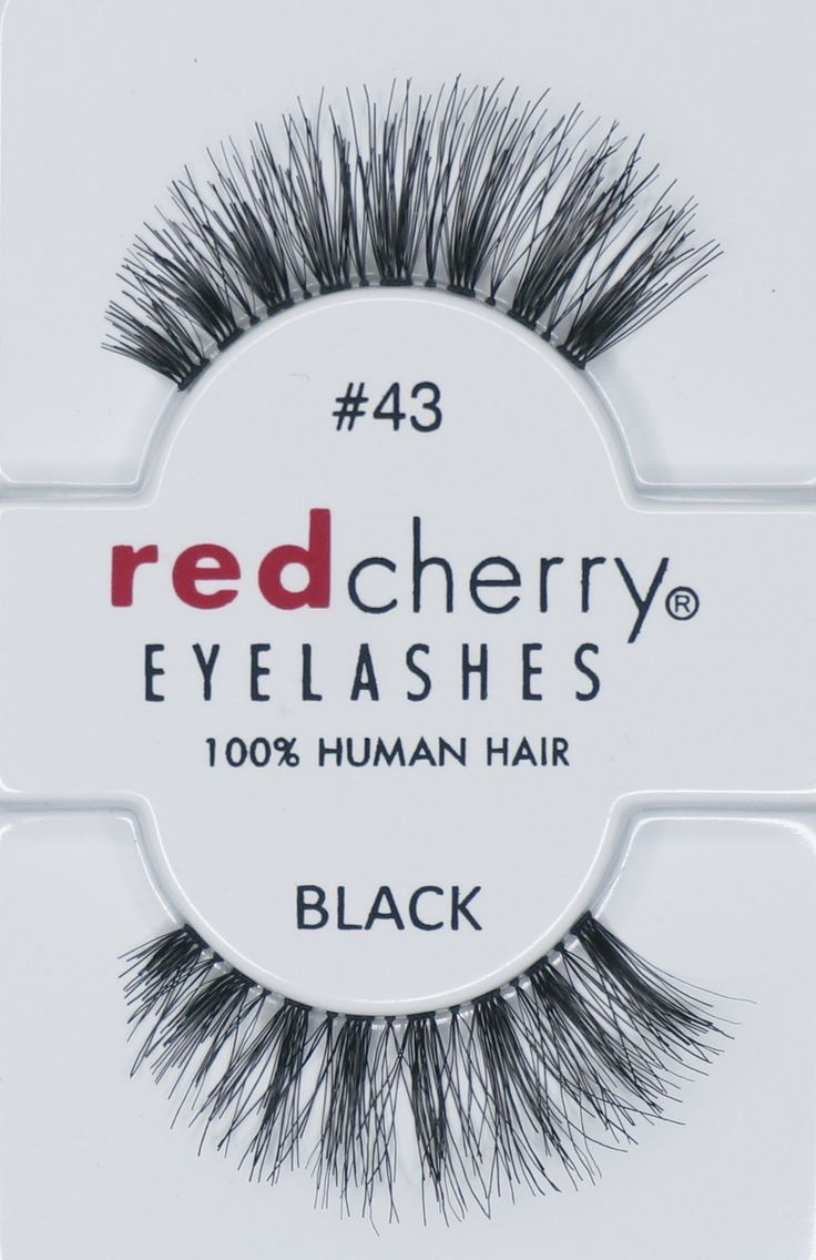 Red Cherry Eyelashes #43
