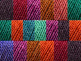 Rowan Mystery Knit-A-Long Colour Pack - Red