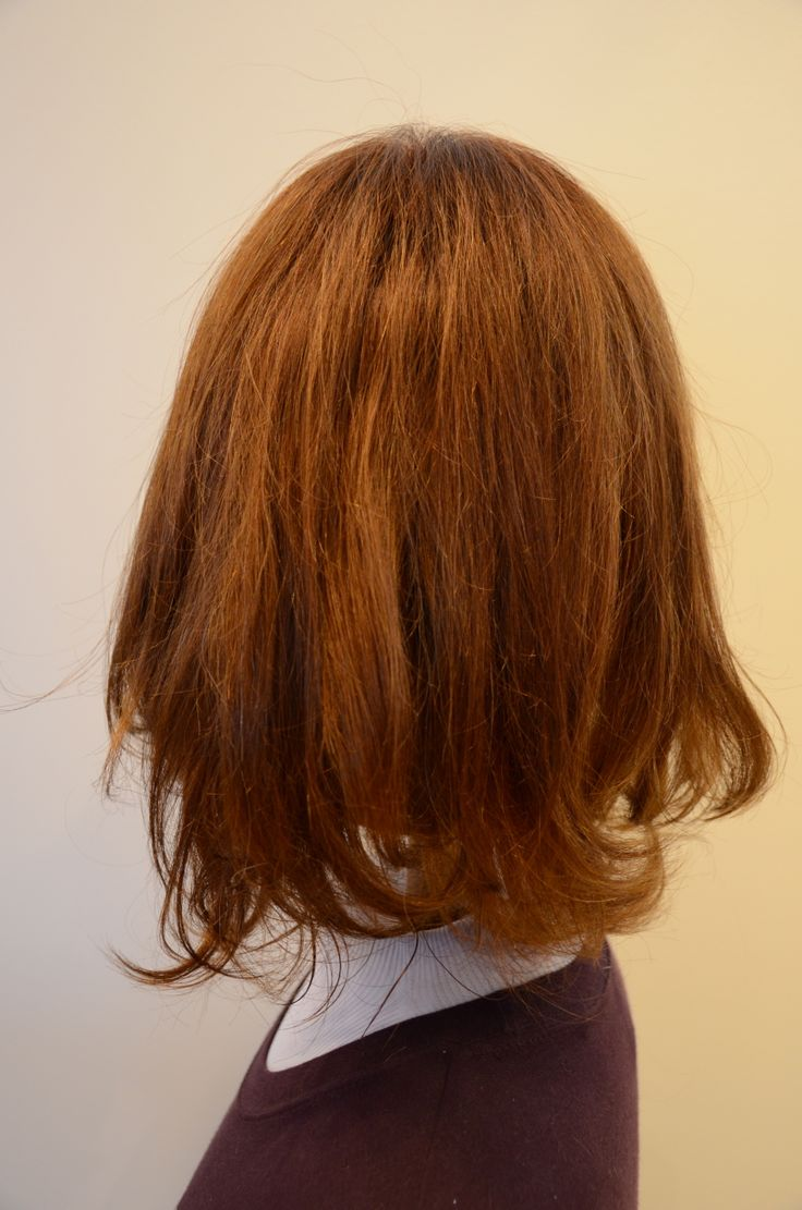 retouch refresh back Developing Mastery Hair Color Pinterest