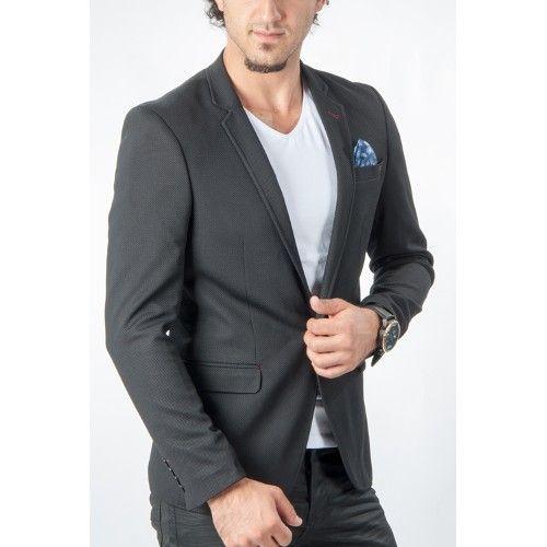 Tek düğme ve tek yırtmaçlı blazer ceket siyah sezon indirimi ürünü, özellikleri ve en uygun fiyatların11.com'da! Tek düğme ve tek yırtmaçlı blazer ceket siyah sezon indirimi, blazer ceket kategorisinde! 158