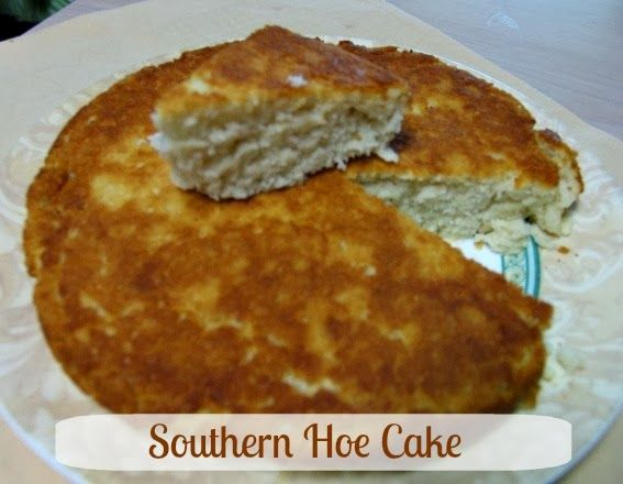 Mommy's Kitchen - Country Cooking & Family Friendly Recipes: Southern Hoe Cake