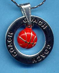 Basketball Jewelry at Sport Gift Ideas by SPORT MOM