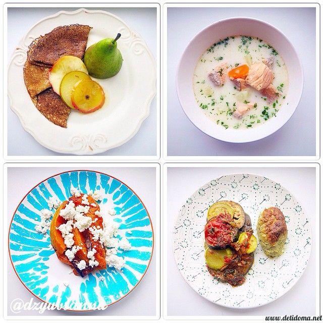 Блюда для детей. Меню №1. | Дети Дома